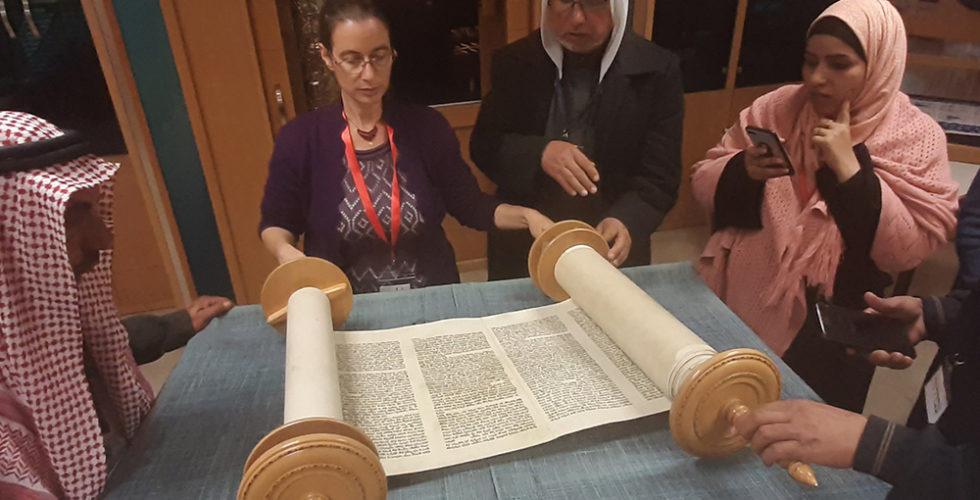 Kibbutz-Ketura-Synagogue, Israel